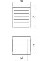 Вазон/Урна для дач и частных домовладений