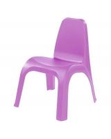 Детский стул, цвет:сиреневый