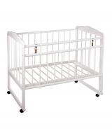 Детская кровать Женечка-3, цвет: белый