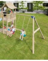 Опция Качели к детской игровой площадке Blue Rabbit
